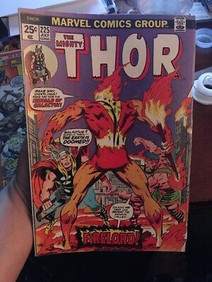 Thor #225! In FINE/VG Condition! WOW! LOOK!
