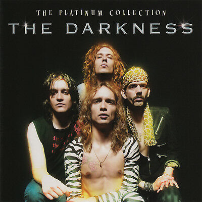 Darkness - The Platinum Collection Cd ~ Greatest Hits / Best Of *new*