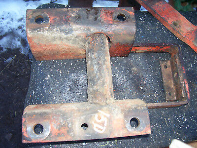 Vintage  Allis Chalmers  D 15 Diesel Tractor -Belly Bracket- 1961
