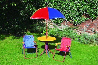 Miraculous Kids Garden Folding Table And Chairs Set Outdoor Patio Evergreenethics Interior Chair Design Evergreenethicsorg