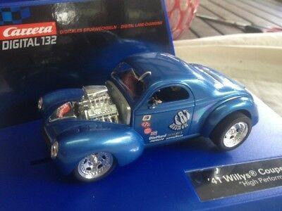 Carrera 41 Willys coupe 1:32 slot car