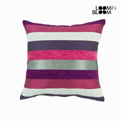 Cuscino motegi lilla - Colored Lines by Loom In Bloom