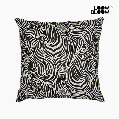Cuscino Zebr? (60 x 60 cm) - Jungle by Loom In Bloom