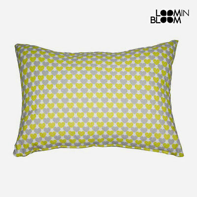 Cuscino Love Pistacchio (50 x 70 cm) - Little Gala by Loom In Bloom