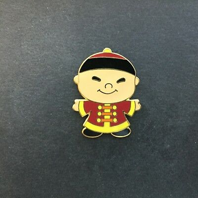 WDW It's A Small World Child China Disney Pin 8821