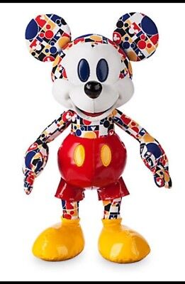 Mickey Mouse Memories Plush March Disney Store Soft Toy Teddy cuddly memorys