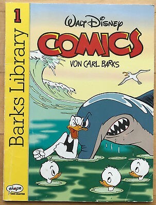 Barks Library Band 1,2,3,4,5 (Softcover Alben, Ehapa)