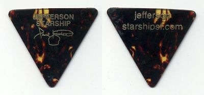 JEFFERSON  STARSHIP  ~  Paul Kantner  Guitar Pick Plektrum Plectrum  RARE !!!