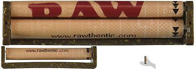 Raw Hemp Plastic King Size 110Mm Cigarette Rolling Machine Joint Roller Rolling