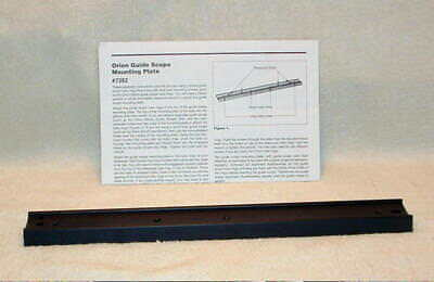 Orion Scope Ring Mounting Bar  #7382