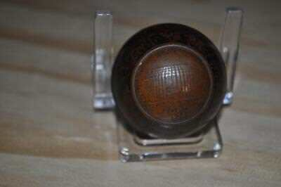 Original 1934 Century of Progress Ford Rotunda Gear Shift Knob Brown