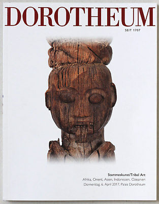 DOROTHEUM Tribal Art auction catalogue April 2017
