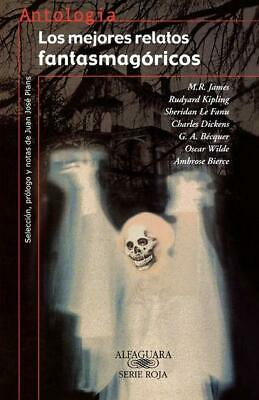 Los mejores relatos fantasmagricos by Various Authors (Paperback)