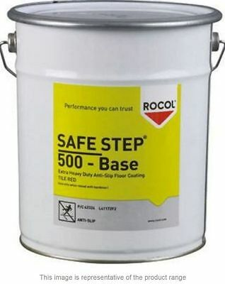 Rocol Safe Step 500 Red Epoxy Anti-Slip Flooring- New in Box-  43333