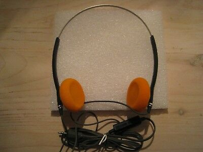 Sony MDR-W5 Stereo Headphones, Vintage, WM-2, TPS-L2, Walkman - MINT