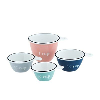 NEW Anna Gare Elsie Measuring Cups Set of 4
