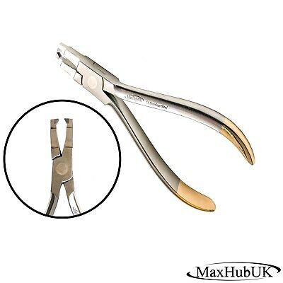 Orthodontic Bracket Remover Plier TC Dental Instruments Braces Removing Tool CE