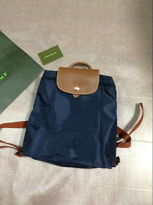 LONGCHAMP LE PLIAGE Nylon Backpack authentic 16 colors available ... f68f7306aa203