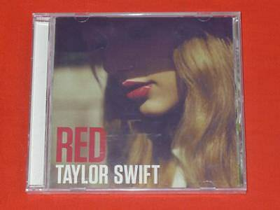 Red by Taylor Swift (CD, Oct-2012,)
