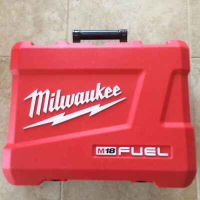 "Milwaukee m18 Tool Case - NO TOOL included, for a 2781-21 4.5/5"" Grinder"