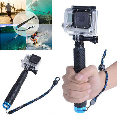 Waterproof Selfie Stick Tripod Pole Grip Monopod Handle for Gopro Hero 4 3 2 USA