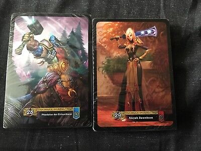 World Of Warcraft Kartenspiel 2 Starter Decks