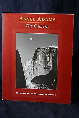 The Camera ~ Ansel Adams ~ Softcover ~ 2003