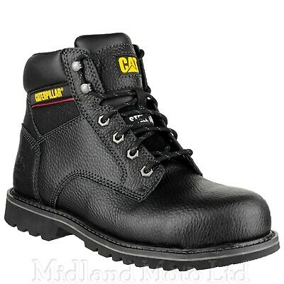 Dr. Martens Icon AirWair Steel Toe Cap Tan Safety Boots 7B10 Doc Martins, 6604