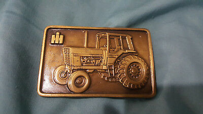 Ih International Harvester 1086 Tractor Belt Buckle