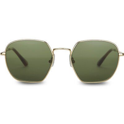 52ed2bc18f92 NEW TOMS DAWSON Sunglasses in Crystal Clear/Bottle Green - SALE ...