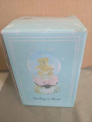 Baby Boyds Style #270702 Child's Girls Pink  First Tooth Holder Trinket Box