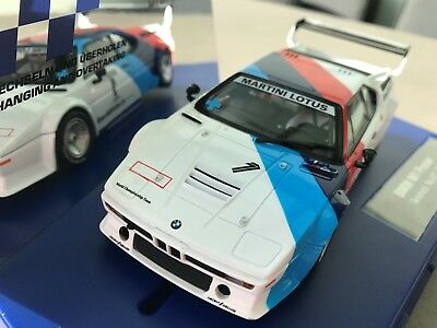"Carrera Digital 132 30814 BMW M1 Procar ""Andretti, No.01"", 1979 NEU OVP"