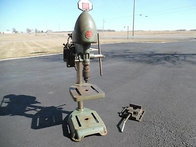 1950 Craftsman Floor Standing Drill Press 1950 S Sears