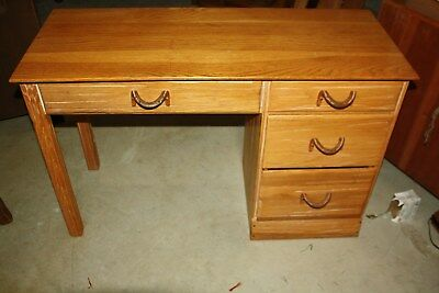 Ranch Oak student desk