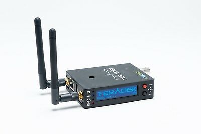 TERADEK CUBE 155 and 350 HD-SDI Encoder and Decoder Pair