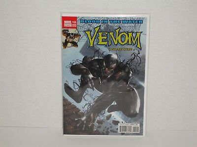 Venom #155E (NM or 9.4) - 2nd Print Mattina Variant - 2016 - Spider-Man
