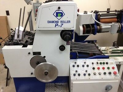Diamond P7-13 Envelope Press
