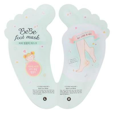 Etudehouse Bebe Foot Mask - 1pack (1uses)
