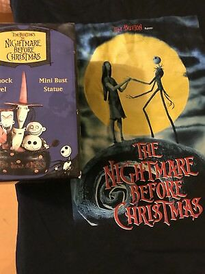 Nightmare Before Christmas Lock, Shock And Barrel Rare Statue