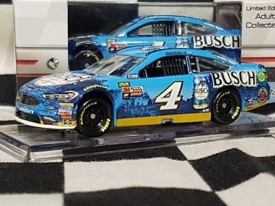 "2018 Kevin Harvick #4 Busch Beer 1:64th ""Gen6"" Ford Fusion NASCAR"