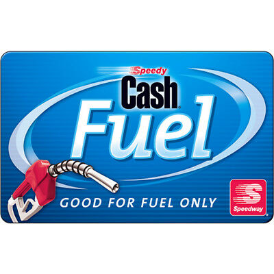 $100 Speedway Gas Gift Card For Only $94!! - FREE Mail Delivery