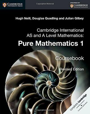 Cambridge International AS and A Level Mathematics: Pure Mathematics 1 Courseboo