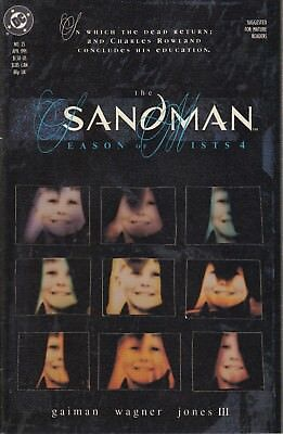 SANDMAN 25...VF/NM...1991...Season of Mists Pt 4!...Neil Gaiman...Bargain!