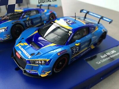 "Carrera Digital 132 30785 AUDI R8 LMS ""Car Collection Motorsport, No.33"" NEU OVP"