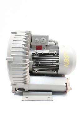New Siemens 2BH1500-7AV25-Z Elmo-g Regenerative Blower 2in Npt 1.75kw