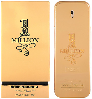 Paco Rabanne 1 One Million Absolutely Gold Eau De Parfum 100Ml Edp Neu & Ovp