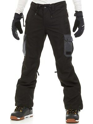 Oneill Black Out Friday N Hybrid Snowboarding Pants