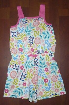 """GEORGE toller Playsuit / Einteiler,tolles Muster Gr.104-110,""""next sweet overall"""""""