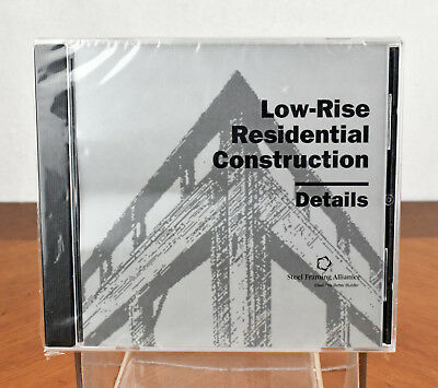 Low-Rise Residential Construction Details AutoCAD CD-ROM Publication NT7-00