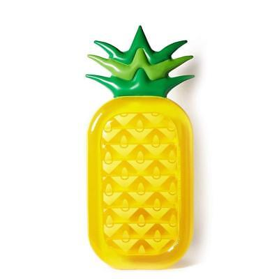 Pineapple Pool Float Inflatable Rafts Toy Floatie Lounge Outdoor Swimming Party
